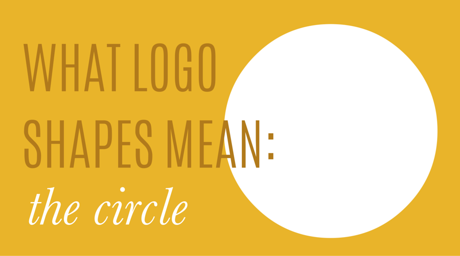 what logo shapes mean part 1 the circle cheers creative